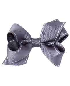 Stitched Bow Clip