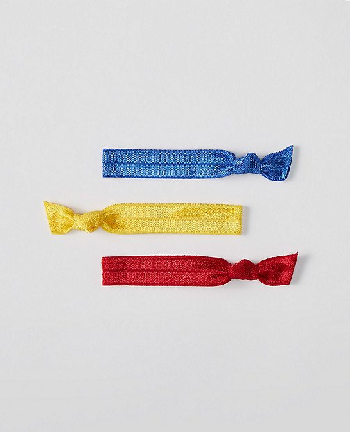 Girls Hair Ties 3 Pack by Hanna Andersson