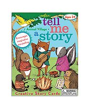 Animal Village Story Cards
