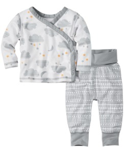 Wiggle Set In Organic Cotton by Hanna Andersson