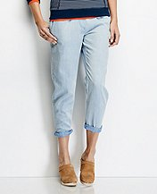 Superwashed Chambray Pant