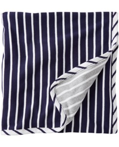 Reversible Blanket In Organic Cotton