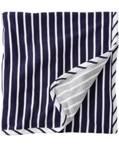Reversible Blanket In Organic Cotton
