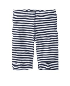 Stripe Bike Shorts by Hanna Andersson