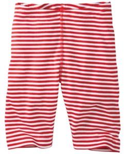 Stripe Bike Shorts