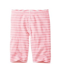 Stripey Bike Shorts by Hanna Andersson