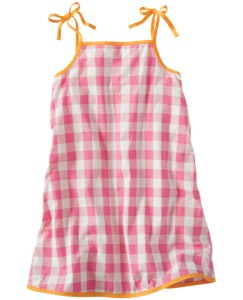 Perfect Poplin Sundress