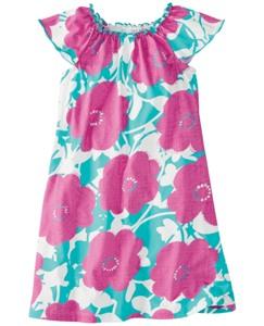 Floating Flower Dress