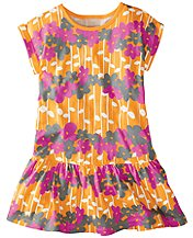 Flower Forest Dress
