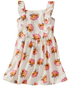 Swedish Blomma Dress