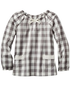 Picnic Popover Top by Hanna Andersson