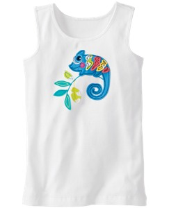 Favorite Things Pima Racerback Tank by Hanna Andersson