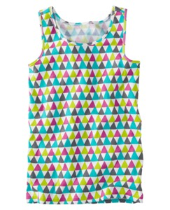 Favorite Things Pima Racerback Tank
