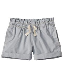 Paper Bag Waist Shorts
