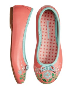 Adela Ballet Flat By Hanna