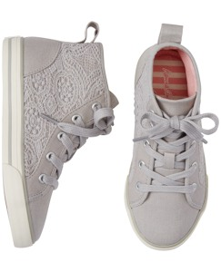 Frida Crochet High Top By Hanna