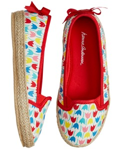 Tanja Espadrille By Hanna