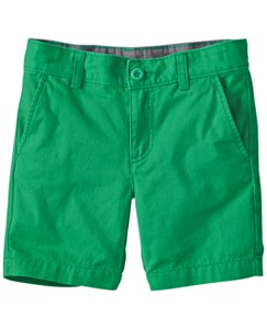 Superwashed Twill Shorts