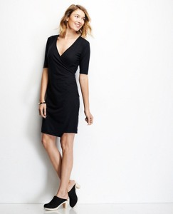 Wrap Dress by Hanna Andersson