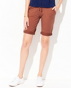 Women Oslo Shorts In French Terry by Hanna Andersson