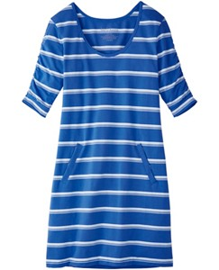 Elsa Stripe Tunic Dress by Hanna Andersson