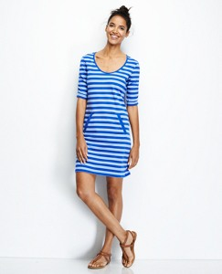 Elsa Stripe Tunic Dress