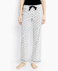 Love, Hanna Pima Cotton PJ Pant by Hanna Andersson