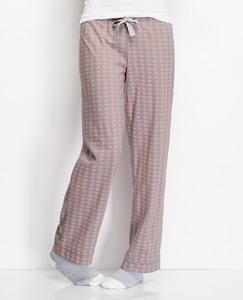 Love, Hanna Pima Cotton PJ Pants