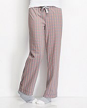 Love, Hanna Pima Cotton PJ Pants