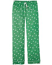 Women's Love, Hanna Pima Cotton PJ Pant by Hanna Andersson