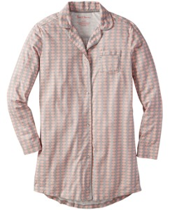 Love, Hanna Pima Cotton Nightshirt