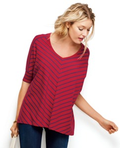Drapey Soft Tee by Hanna Andersson