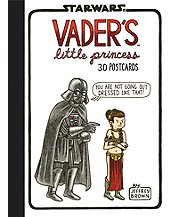 Vader's™ Little Princess Postcards