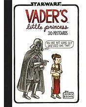 Vader's™ Little Princess Postcards