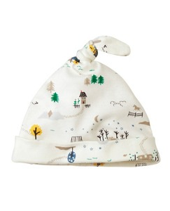 Snug As A Bug Beanie In Organic Cotton by Hanna Andersson
