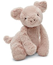 Bashful Pig By Jellycat