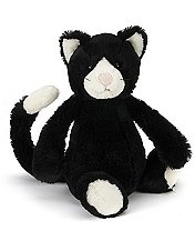 Bashful Kitten By Jellycat