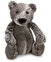 Bashful Bear By Jellycat