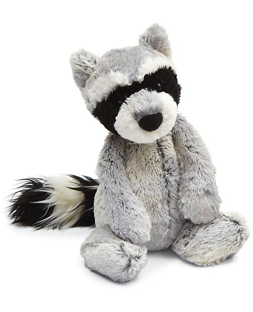 Woodland Raccoon By Jellycat