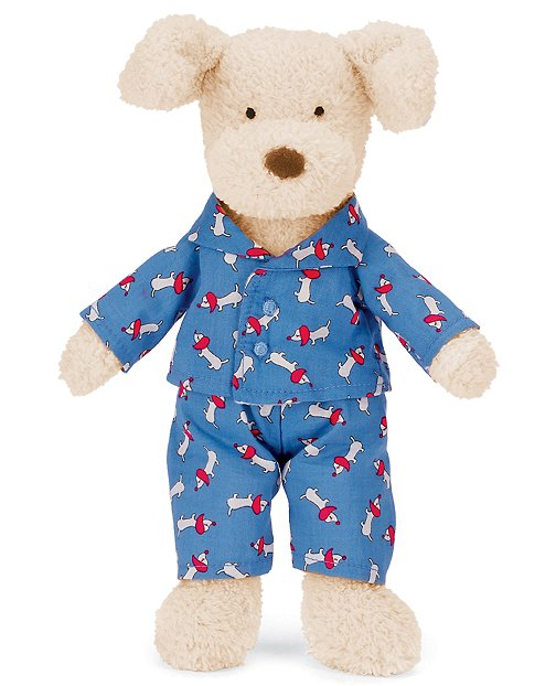 Bedtime Puppy By Jellycat