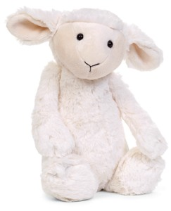 Bashful Lamb By Jellycat