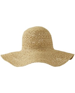 Floppy Straw Hat by Hanna Andersson