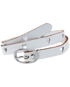 Leather Belt by Hanna Andersson