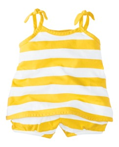 Sailaway Sundress Set