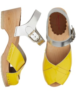 Swedish Sandal Clogs By Hanna