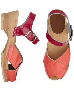 Swedish Sandal Clogs By Hanna
