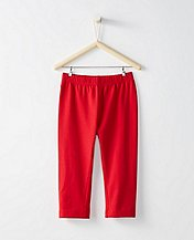 Bright Kids Basics Capri Leggings by Hanna Andersson