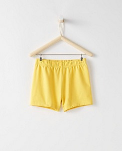 Girls Bright Kids Basics Tumble Shorts by Hanna Andersson