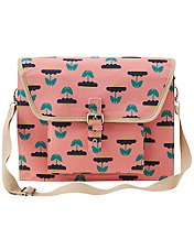 Canvas Messenger Bag by Hanna Andersson