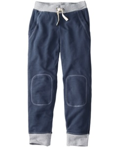 Slim Patch Sweats in 100% Cotton by Hanna Andersson